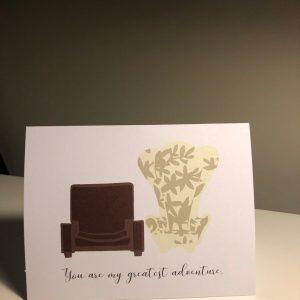 Up Greatest Adventure Card