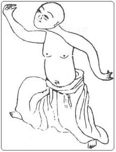 karman meditation for health and beauty and peace of mind