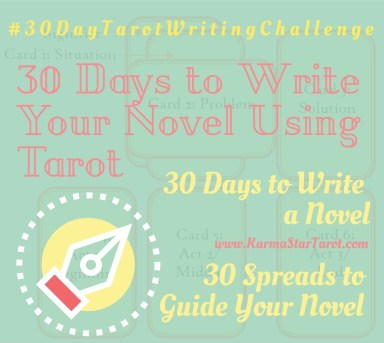 30 Day Tarot Writing Challenge