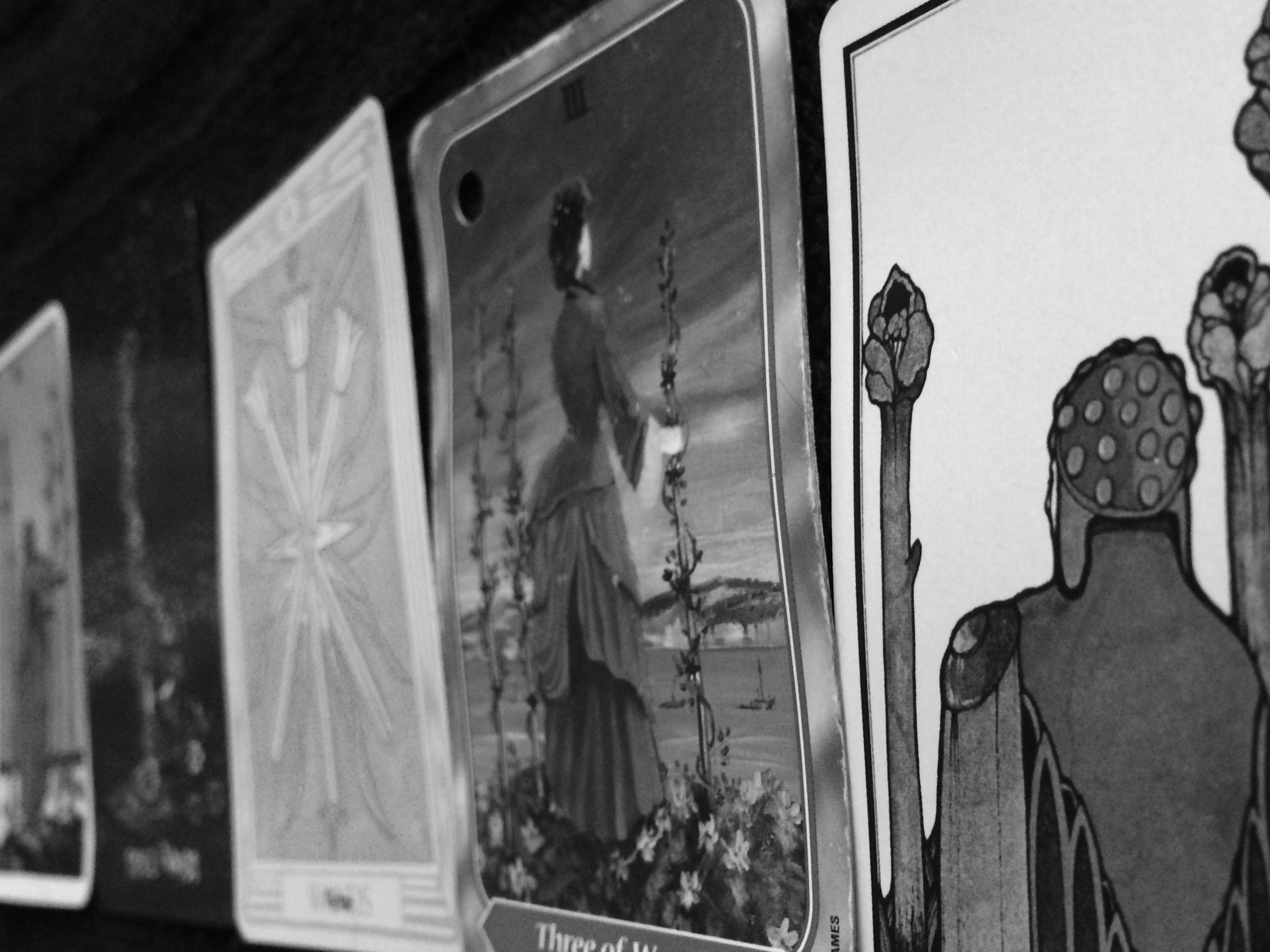 3 of Wands | Weekly Tarot Card Pt 1: Observation and Description
