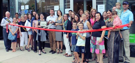 Yay!! The Ribbon Cutting!