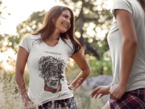 Einstein t-shirt art