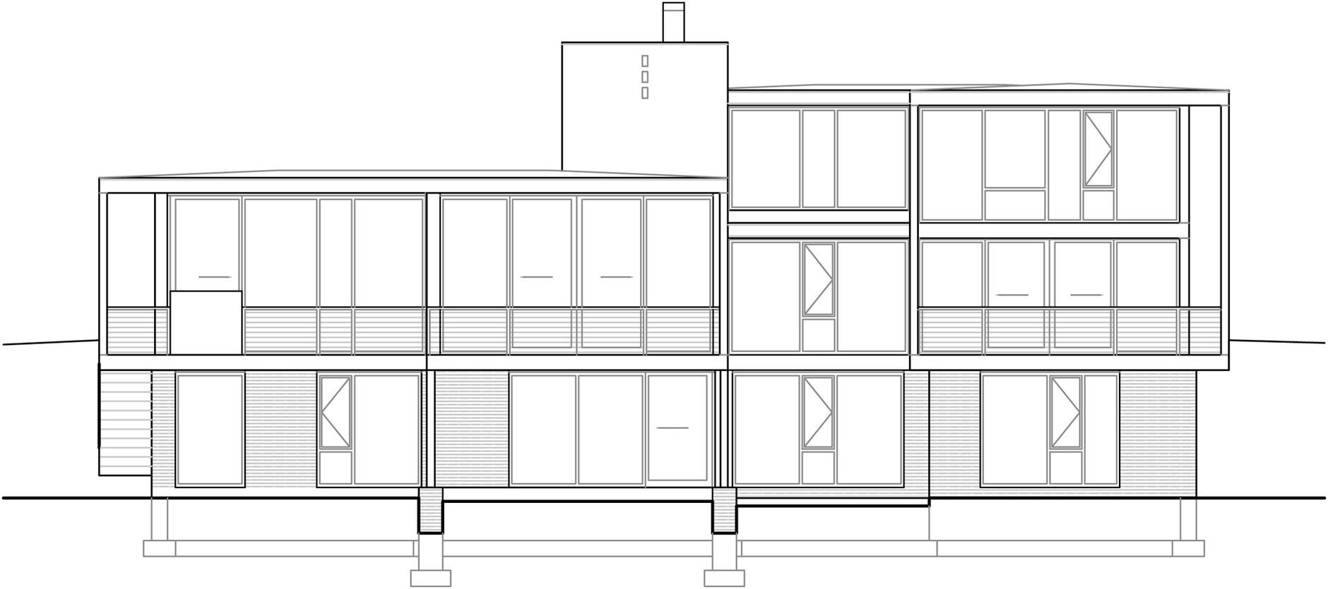 Walloon Lake House By Dudzik Studios