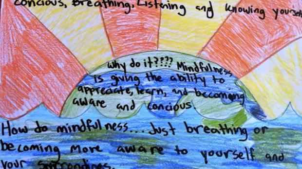 Sixth Graders on Mindfulness