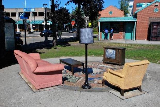 A Living Room Conversation Across Political Divides