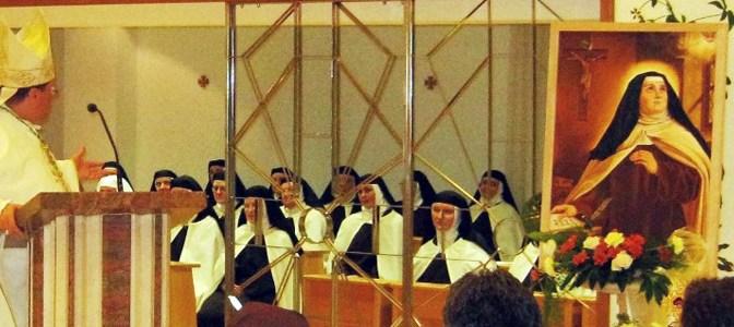 Proslava sv. Terezije Avilske i početak jubilarne godine u Karmelu sv. Josipa