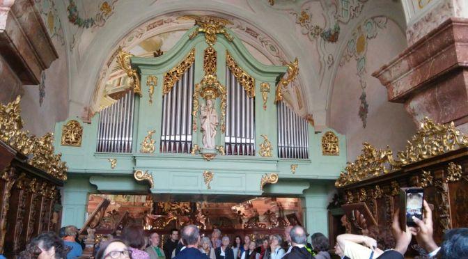 Godišnje hodočašće članova austrijskog Karmelskog svjetovnog reda