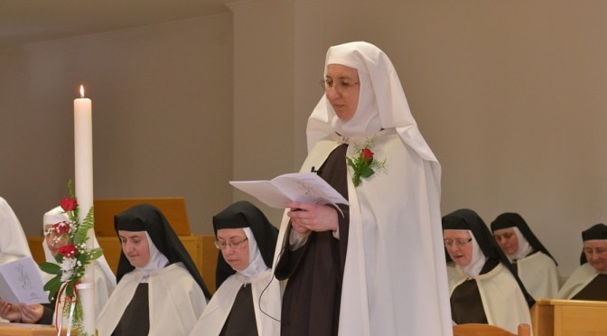 Svečani zavjeti s. M. Ane od Božje Providnosti