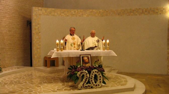 Proslava sv. Ivana od Križa i dvadesete obljetnice kanonskog utemeljenja Karmela u Mariji Bistrici