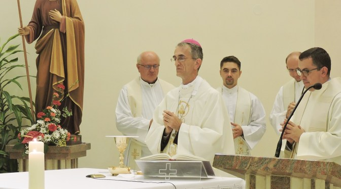Svetkovina sv. Terezije Avilske u Karmelu sv. Josipa u Breznici Đakovačkoj