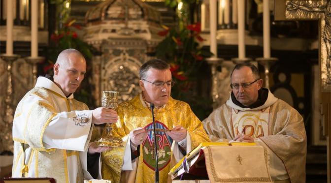 Kardinal Bozanić u Remetama za Gospu od Zdravlja