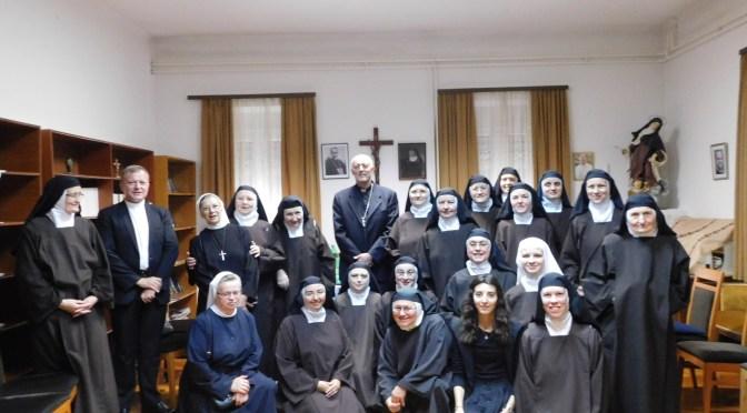 Apostolski nuncij u Karmelu