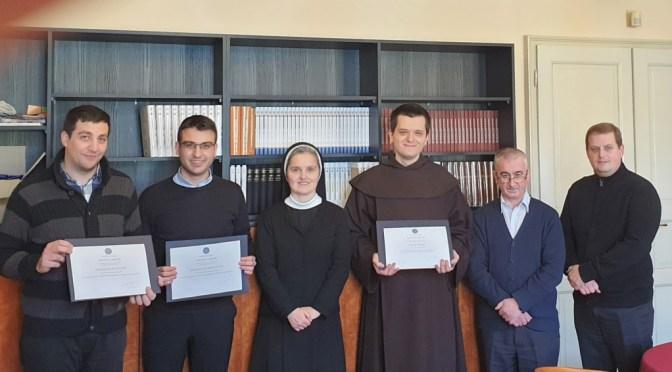 Br. Jakov Milić dobio Rektorovu nagradu