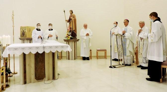 Proslava Gospe Karmelske u Karmelu sv. Josipa u Breznici Đakovačkoj