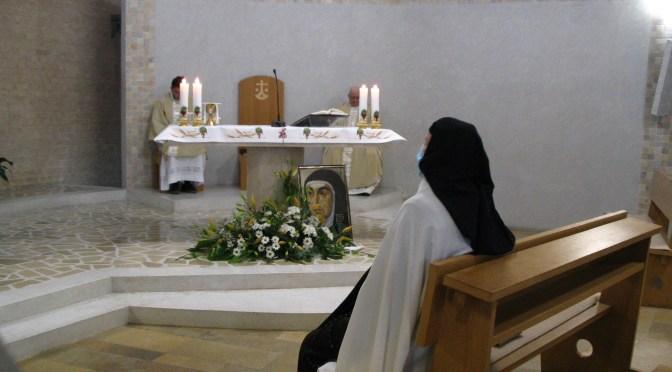 Proslava sv. Terezije od Isusa u Mariji Bistrici
