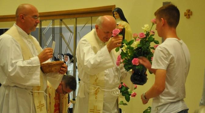 Misa i blagoslov ruža o blagdanu sv. Male Terezije