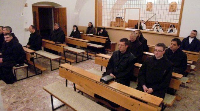 Posjet sestrama u Kloštar Ivaniću