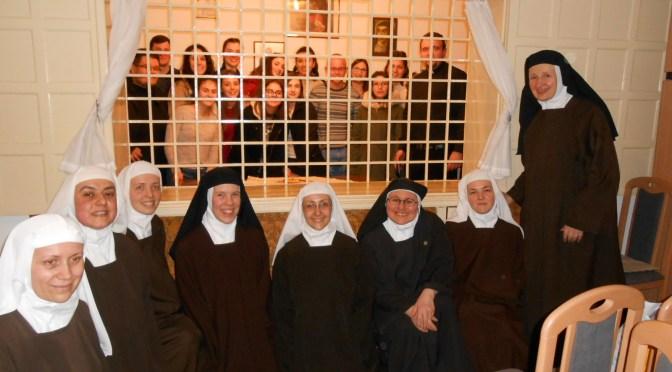 Mladi na duhovnoj obnovi u Stepinčevom Karmelu