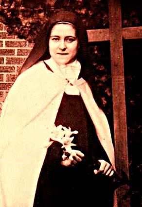 Thérèse av Jesusbarnet