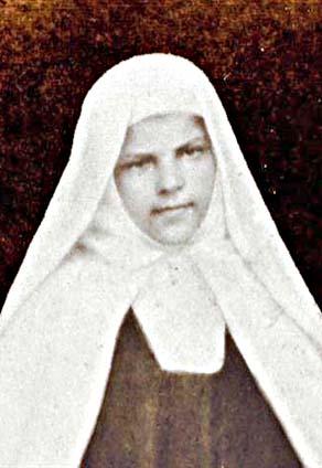 Maria av den korsfäste Jesus