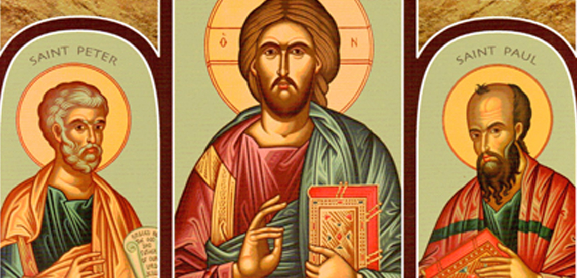 S:t Petrus och S:t Paulus