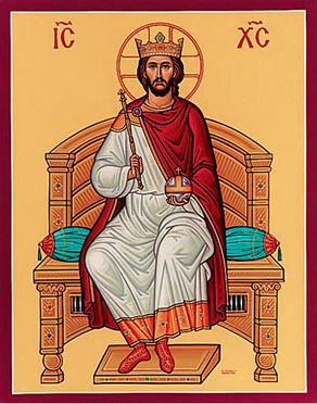 Kristus Konungen