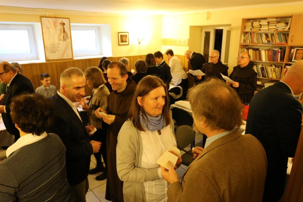 Spotkanie opłatkowe we wspólnocie warszawskiej