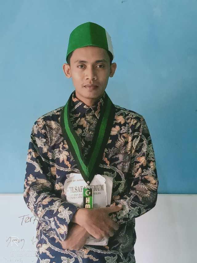 Ketua Bidang Sosial dan Kesejahteraan Rakyat HMI Cabang Malang Samrawi