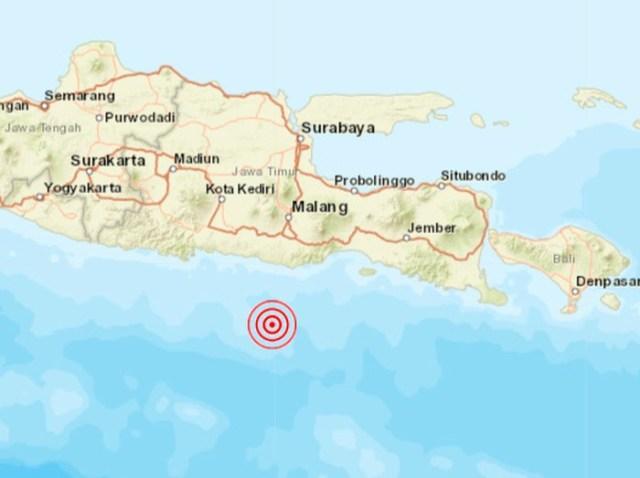 BMKG Sebut Gempa di Malang Bukan Gempa Megathrust
