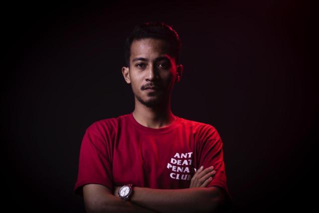 Riyadh Putuhena, Peneliti YLBHI LBH Malang