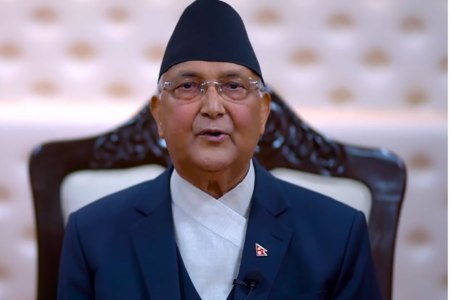 No one remains hungry, no one dies of hunger: Oli