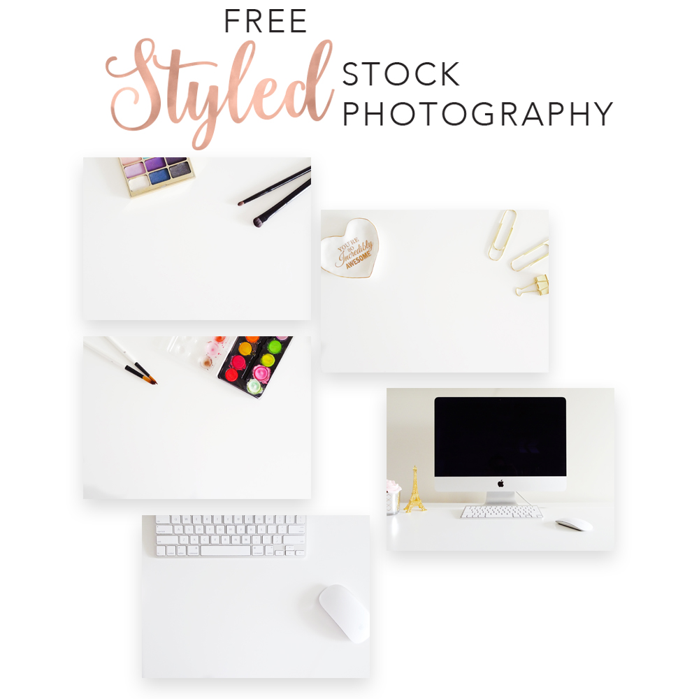 Five free styled photography