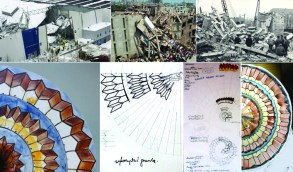 Gap in the city. Bangladesh, April 2013, 230 fatalities.