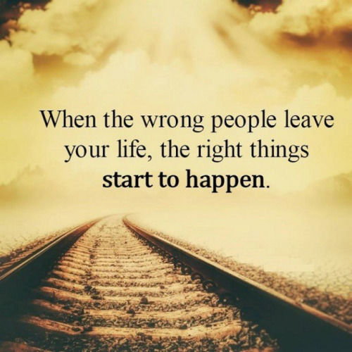 wrong people, right things