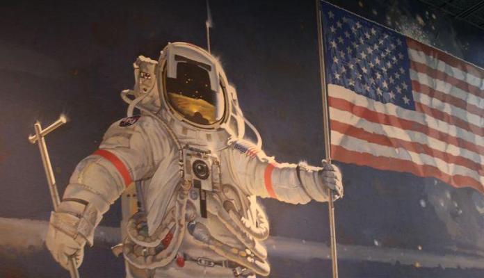 Space cosmos USA