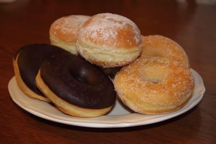 polish donuts facts