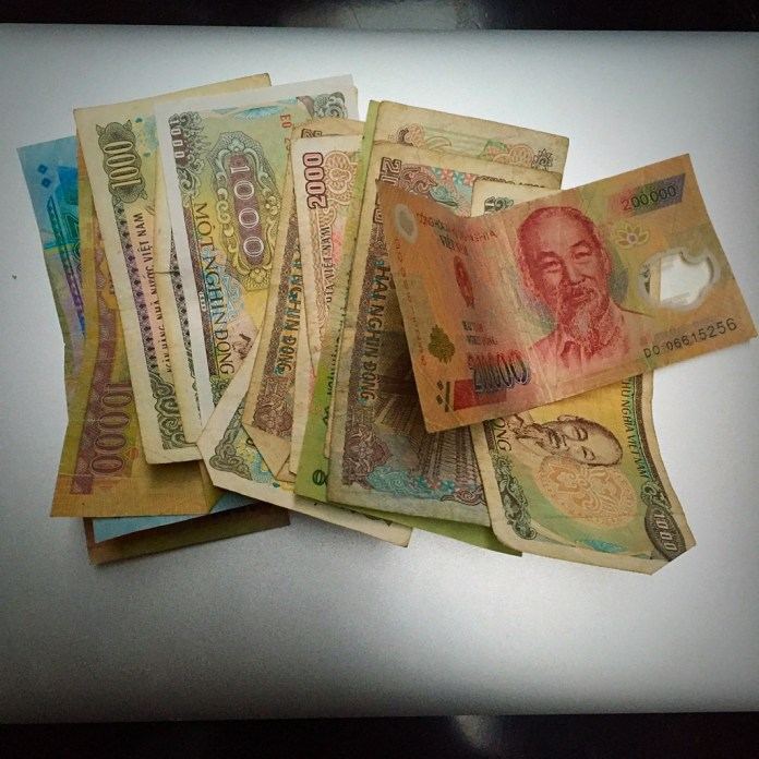 Vietnam interesting facts Vietnamese currency