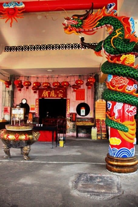 Wan Loong Chinese Temple Port Dickson