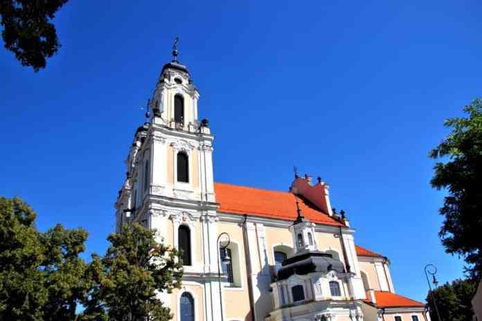 Saint Kotryna church