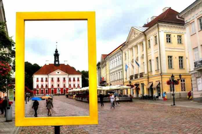 Tartu old town