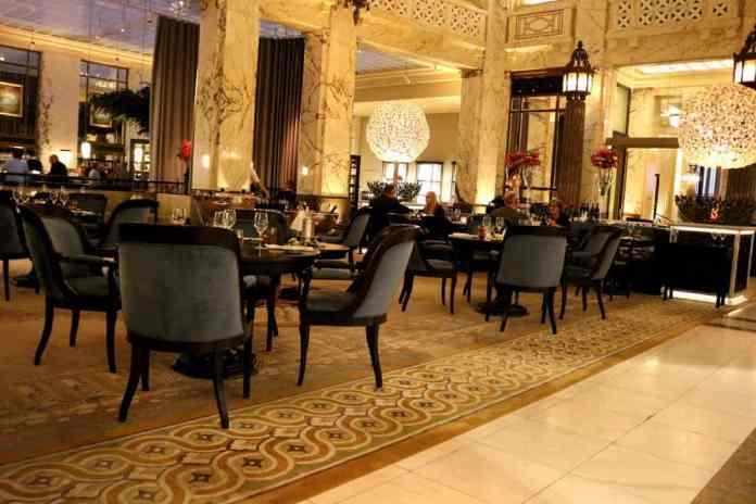 The Bank Restaurant Vienna