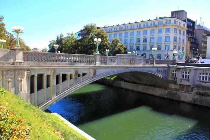 Bridge Ljubljana
