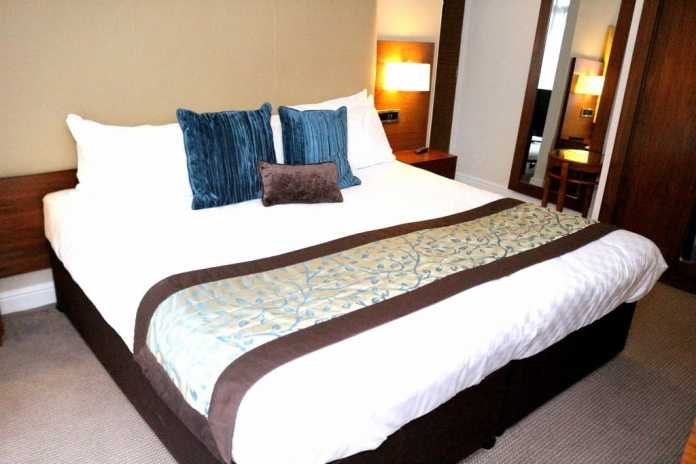 Bed every hotel piccadilly