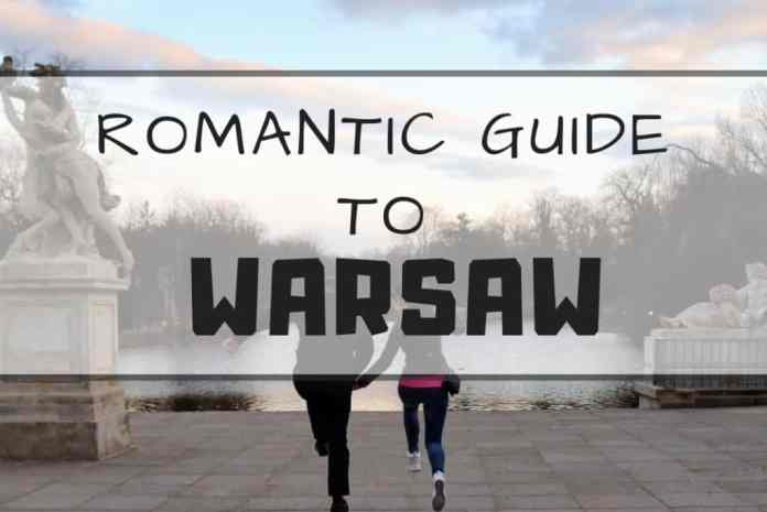 romantic Warsaw guide
