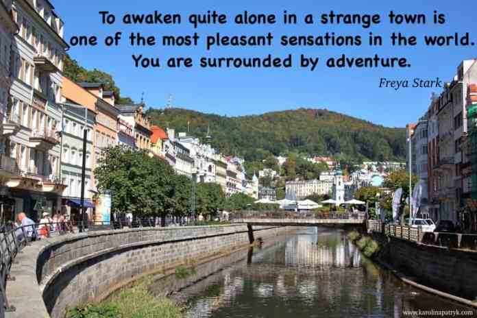 to-awaken-quite-alone-in-a-strange-town-is-one-of-the-most-pleasant-sensations-in-the-world-you-are-surrounded-by-adventure Travel quotes