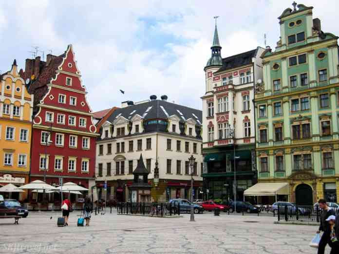 wroclaw Beautiful places Eastern Europe