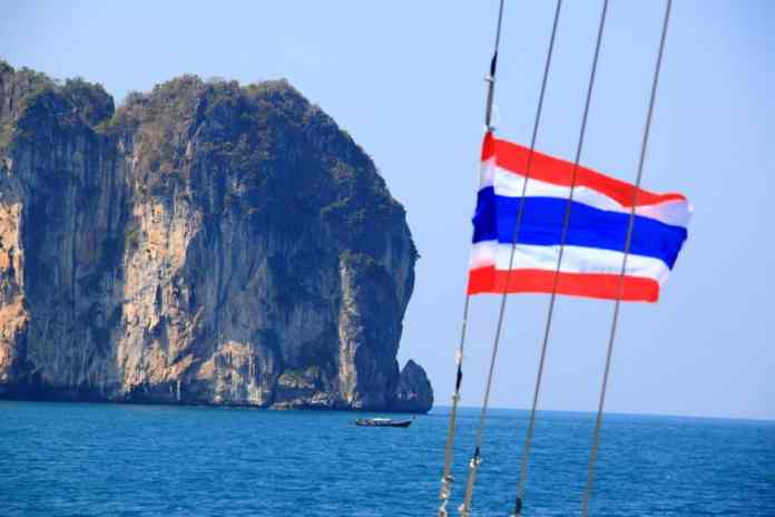 Facts on Thailand: the flags