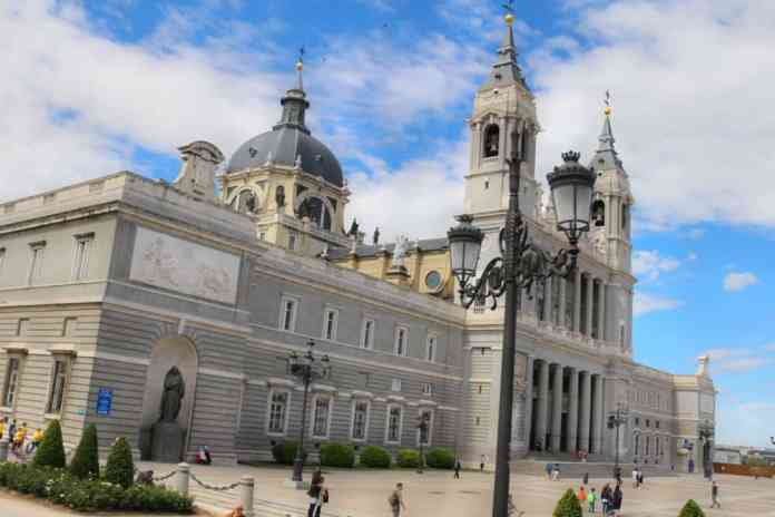 Interesting facts about Madrid Spain: the size of the city