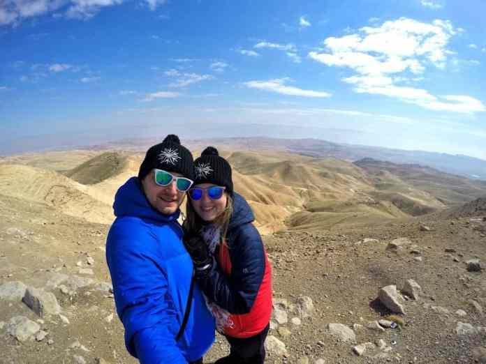 Mount Azazel couple