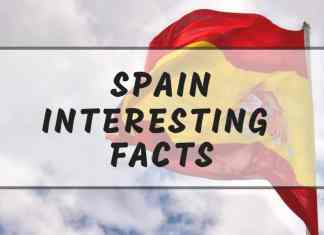 Spain intersting facts